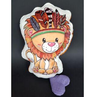 Alvóbarát Indián oroszlán