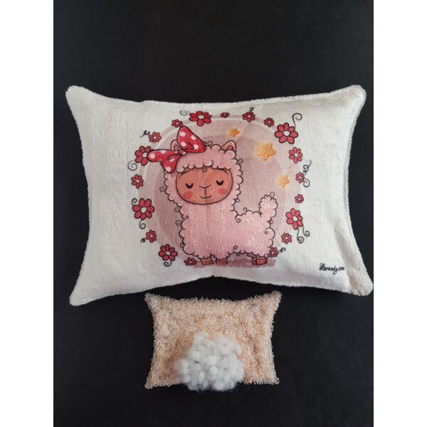Himalája sópárna kényelmes Láma rózsaszín